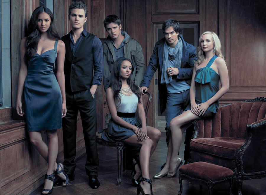 Casting de vampire diaries saison 9