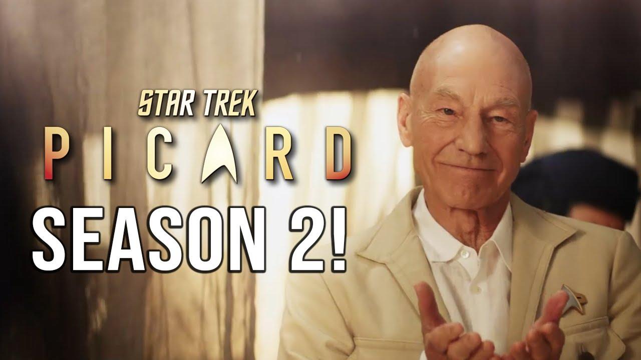 Picard Saison 2 bientôt disponible et tout ce que nous savons – – L