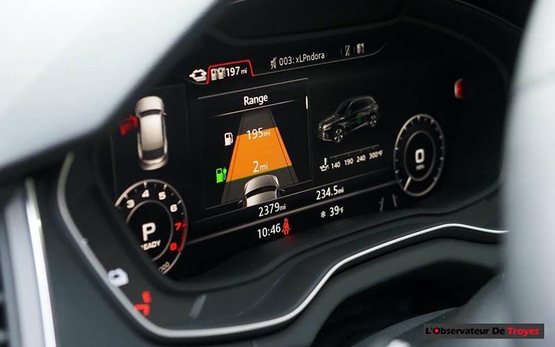 Compteur Audi Q5