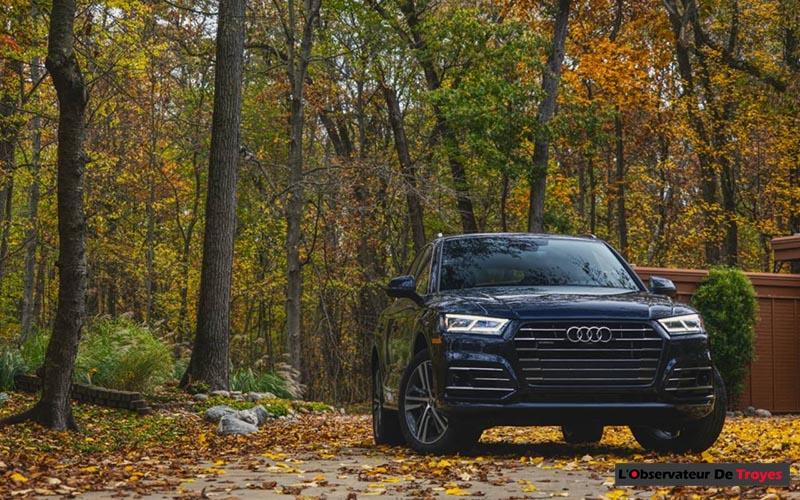 Essai Audi Q