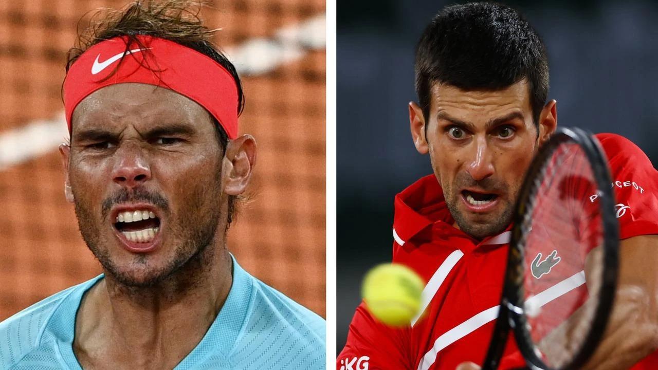 Final Open de France 2020 Novak Djokovic vs Rafael Nadal