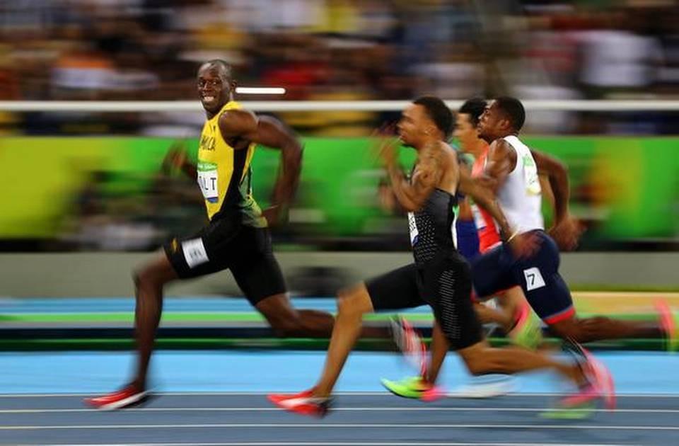 Usain Bolt, le jamaïcain 2016