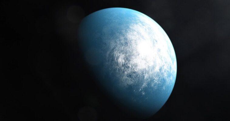 Nouvelle exoplanète