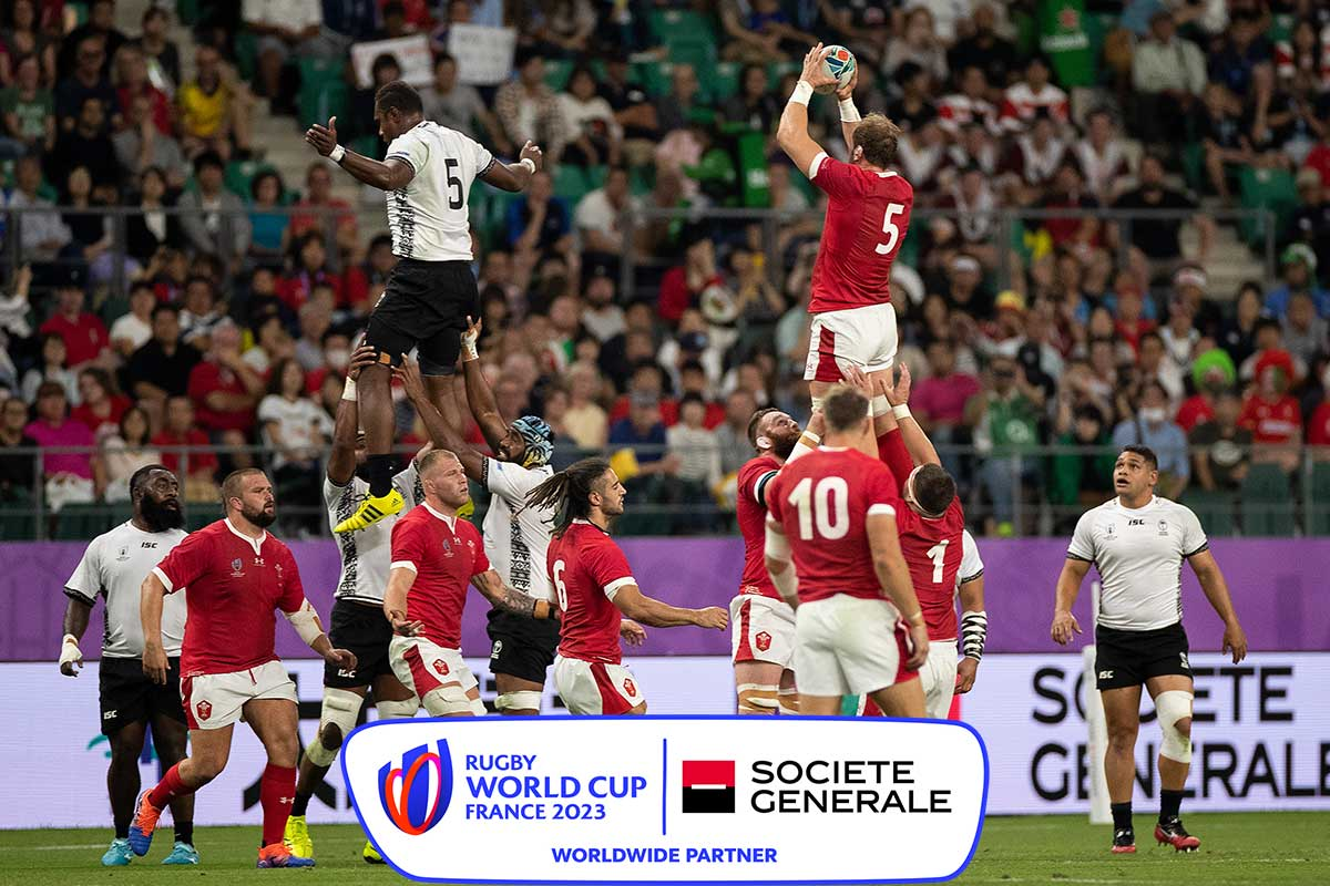Rugby Coupe du monde 2023