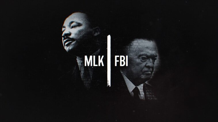 Bande-annonce officielle de l'excellent documentaire `` MLK / FBI ''