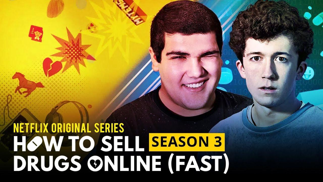 How to sell drugs online (fast) est déjà renouvelée. Netflix a commandé la saison 3