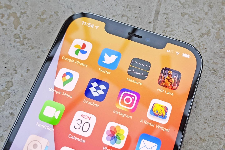 L'encoche et le Face ID sont présents depuis l'iPhone X
