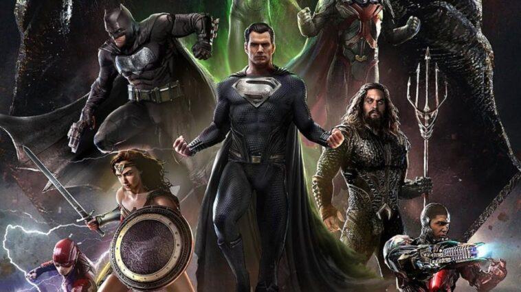 Justice League: Cela prouve que le montage de Snyder est plus qu'une simple reprise