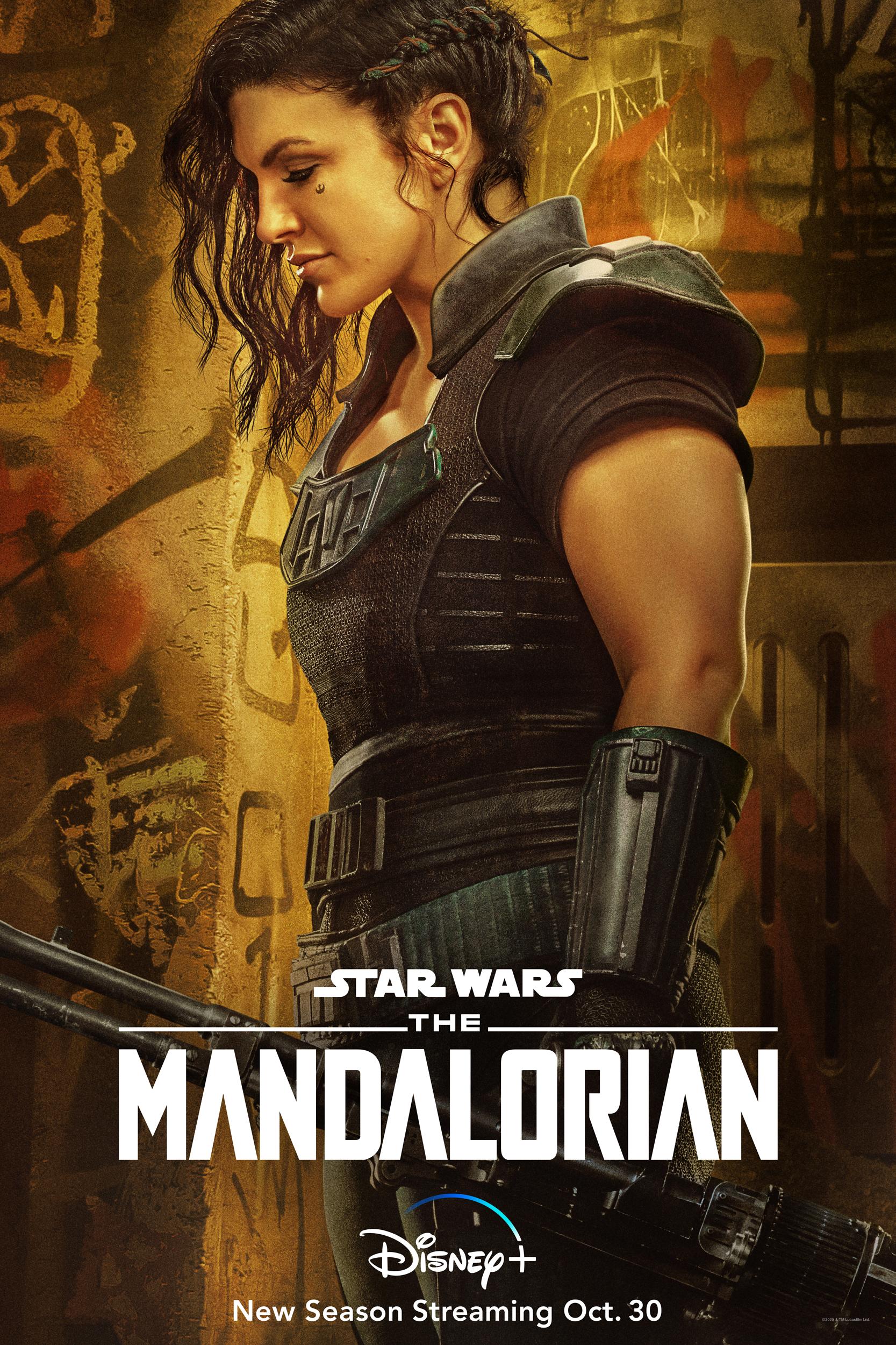 The Mandalorian Season 2 Cara Dune
