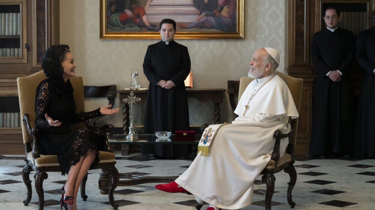 Image de la saison1 de the new Pope