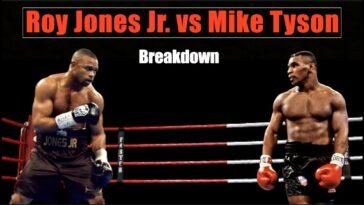 Dans la nuit de samedi 28 à dimanche 29 novembre, Mike Tyson remonte sur le ring pour affronter Roy Jones Jr.