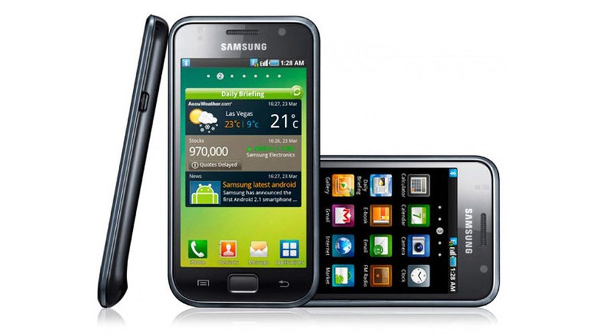 Samsung Galaxy S: The OG
