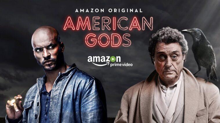 American Gods sur Amazon prime