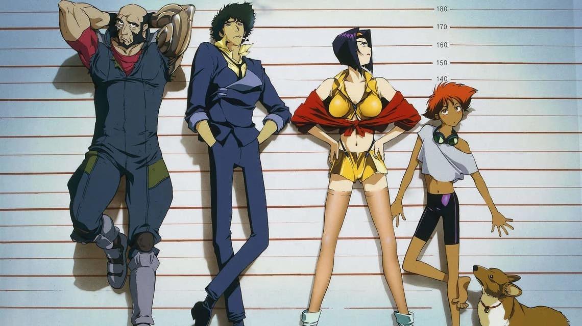 Le remake en direct des stars de l'anime culte John Cho