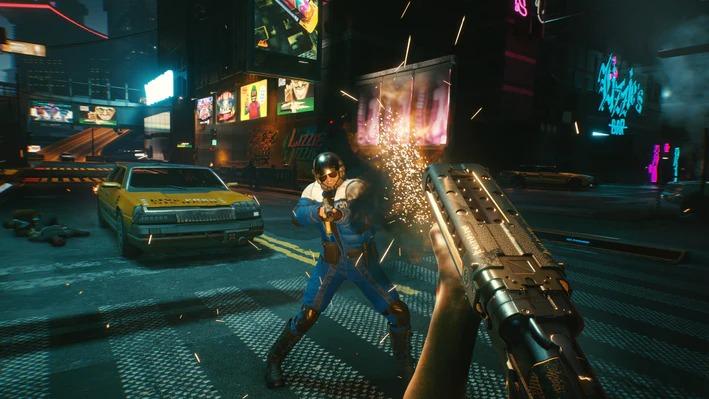 'Cyberpunk 2077' recevra éventuellement un mode multijoueur, mais quand exactement? CD Projekt Red