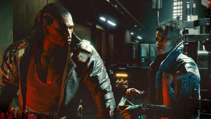 Cela pourrait ressembler à «Grand Theft Auto Online» et «Red Dead Redemption 2 Online».CD Projekt Red