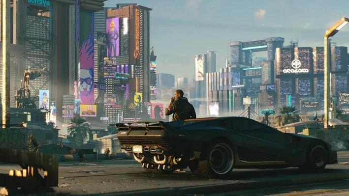 Cyberpunk 2077 date de  sortie du DLC