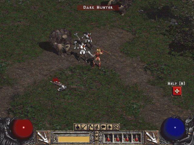 Diablo 2 est le RPG d'action isométrique par excellence Blizzard Entertainment