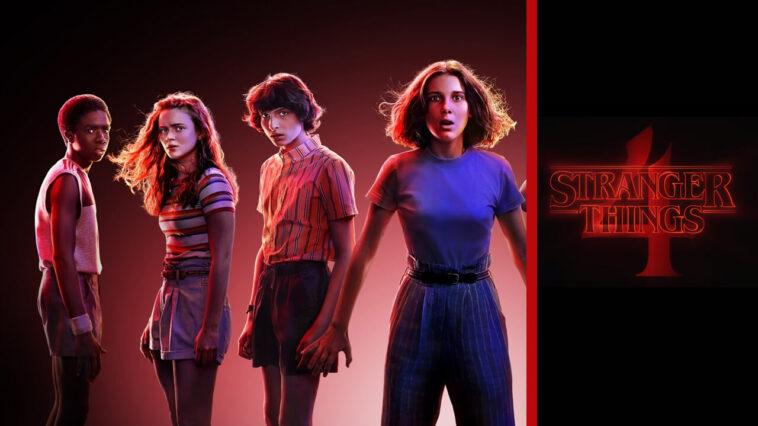 stranger things saison 4 tout ce que nous savons jusqu'à présent