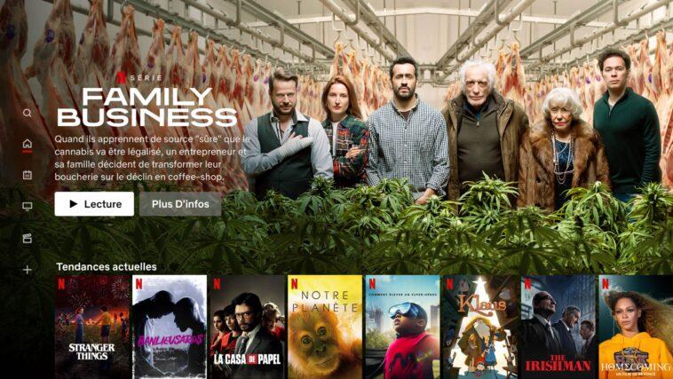 Série française sur Netflix que vous pourriez regarder sans modération