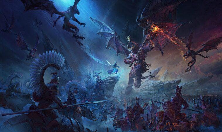 Sega annonce une guerre totale sur Warhammer III