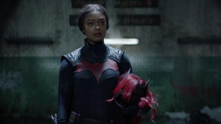 Javicia Leslie dans le rôle de Ryan Wilder Batwoman