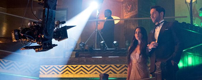 Lucifer saison 5 en production