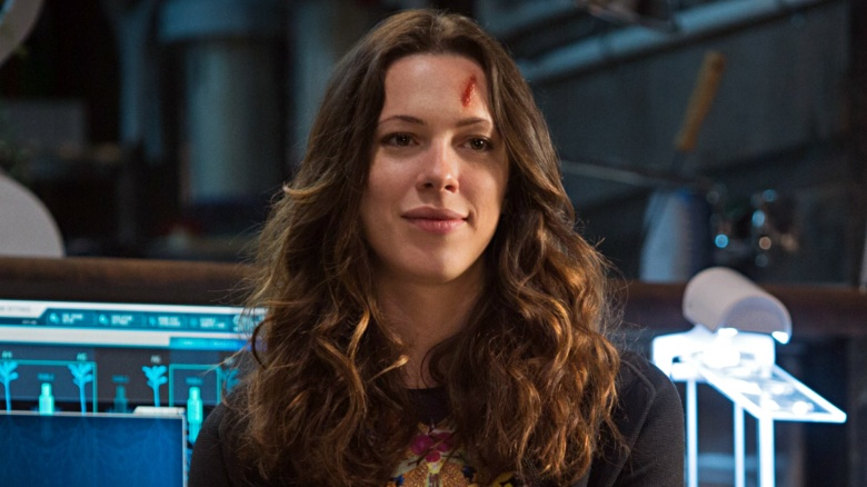 L'actrice Rebecca Hall