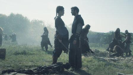 Brida (à gauche) et Eardwulf (à droite)