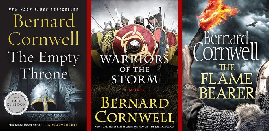 La saison 5 couvrira les événements d'au moins trois livres de The Saxon Stories