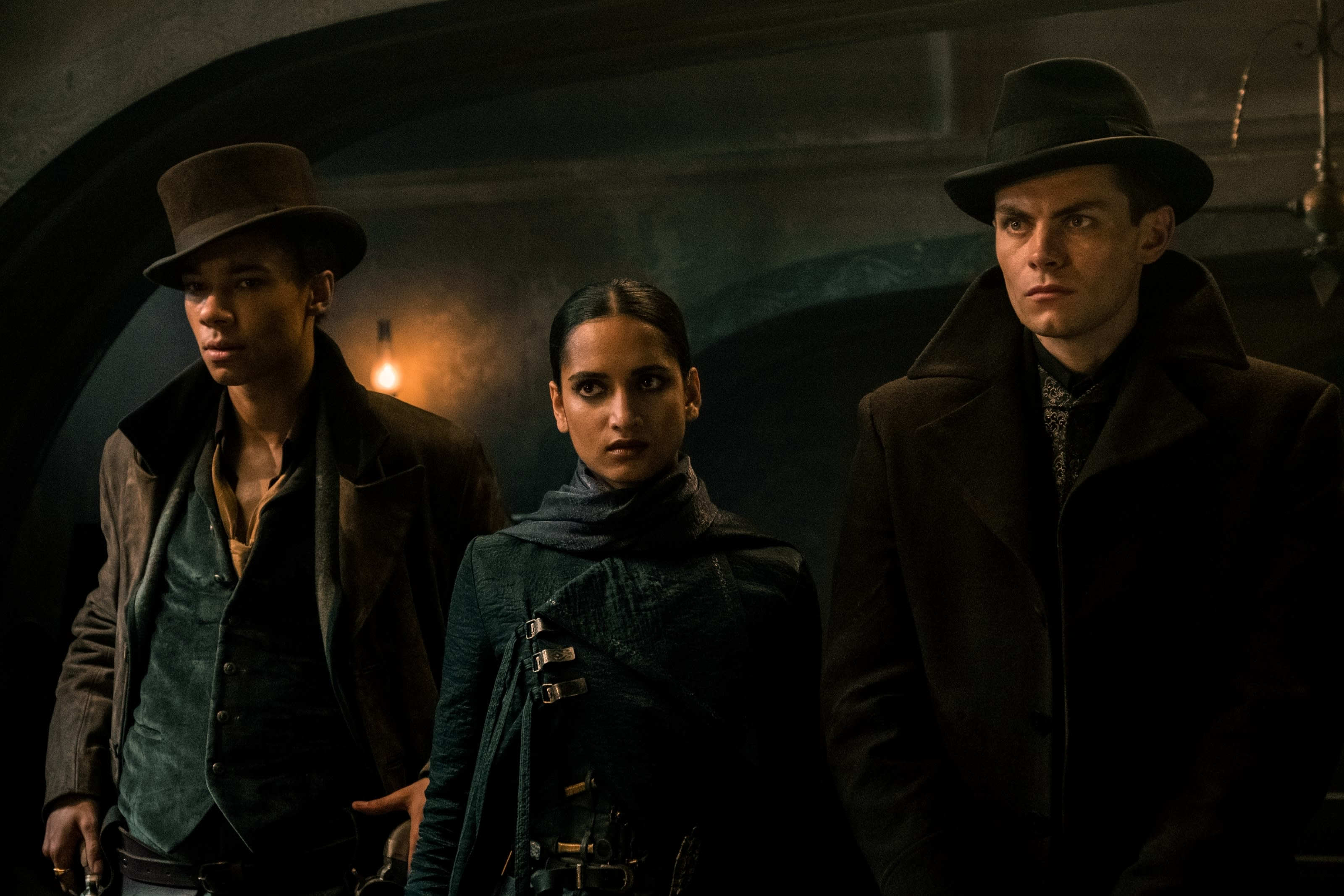 Shadow and Bone cast - Shadow and Bone saison 2