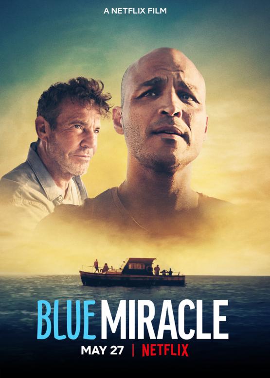 Affiche du film Blue Miracle