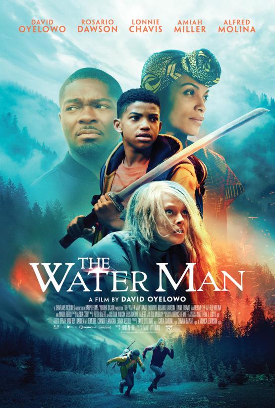L'affiche du film The water Man