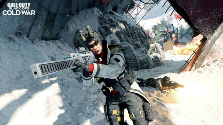 Nouveauté sur Call Of Duty: Black Ops Cold War and Warzone