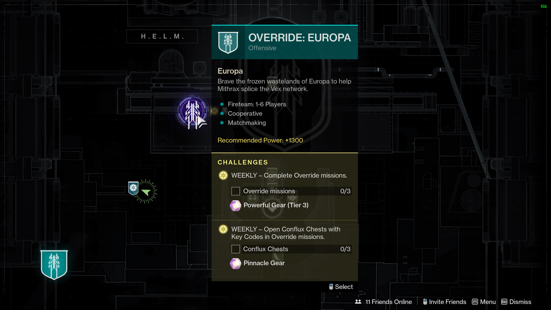 Destiny 2 Remplacement de l'épisseuse