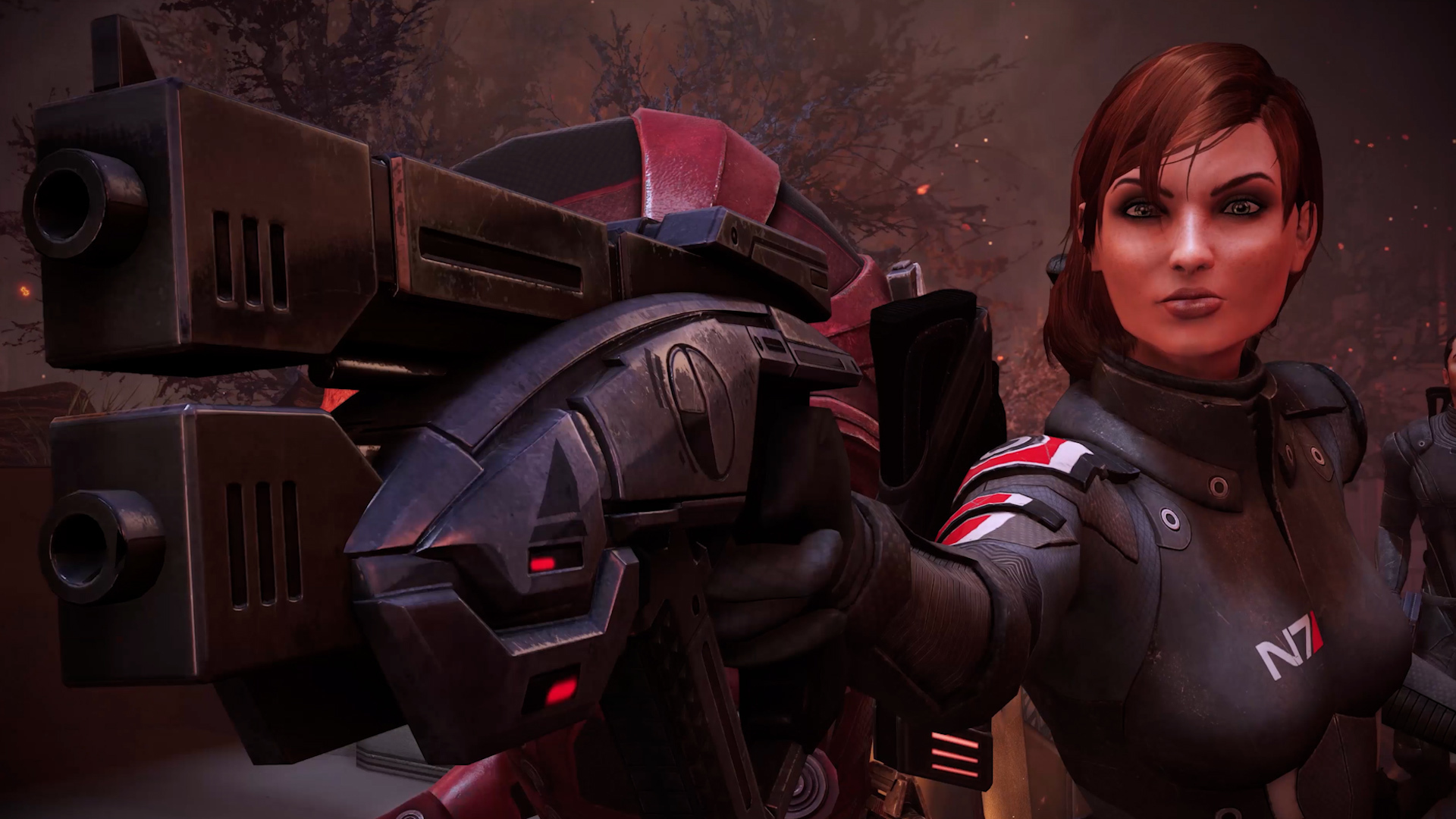 mise à jour 1.02 de Mass Effect Legendary Edition