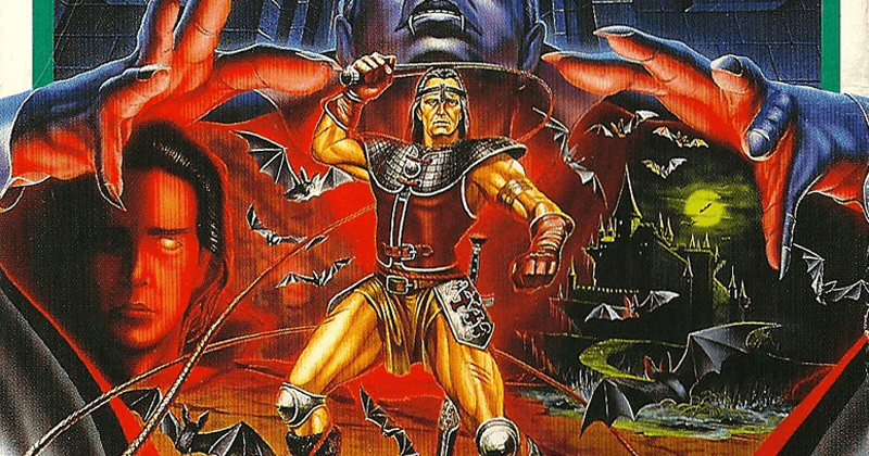 castlevania christopher belmont netflix