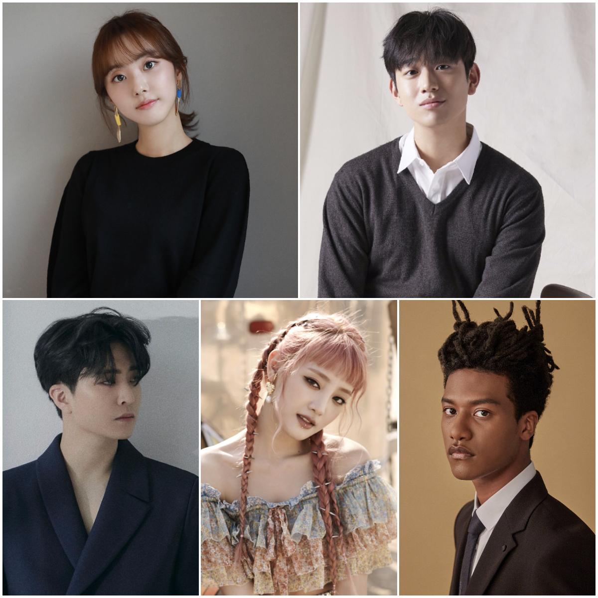 k drama sitcome donc ça ne vaut pas la peine de venir sur netflix en juin 2021 casting