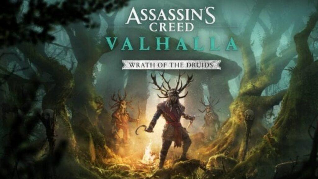 AC Valhalla Wraith Of The Druids DLC Temps de sortie révélé
