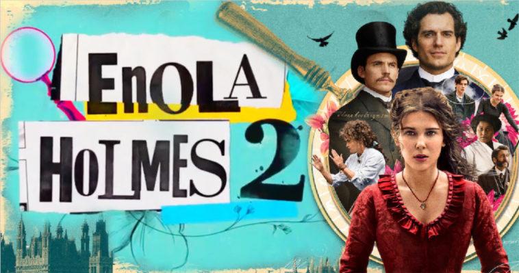 Enola Holmes 2 Netflix
