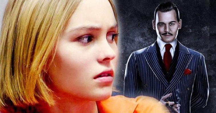 Wednesday Netflix La Famille Adams Lily-Rose Depp