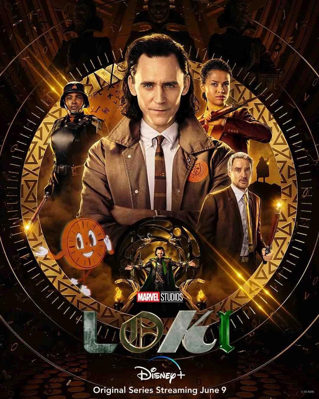 Affiche de la série Loki