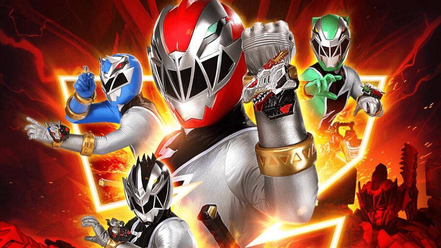 Power Rangers Dino Fury arrive sur Netflix en juin 2021