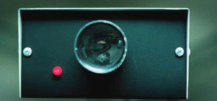 La caméra du teaser de Stranger Things