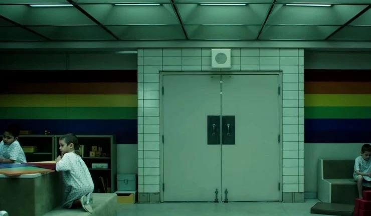 Teaser Stranger Things Rainbow Room