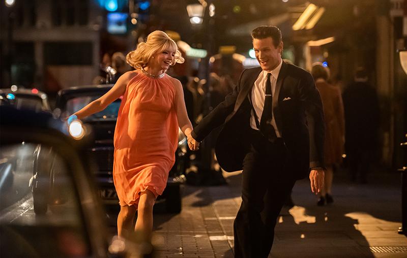 Les premières images de 'Last Night in Soho'