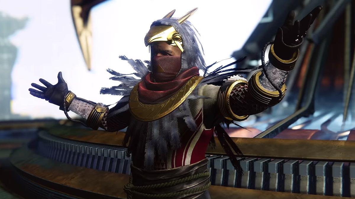 Destiny 2, les épreuves d'Osiris.