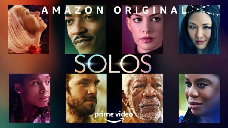 """Bande-annonce """"Solos"""" pour Amazon prime"""