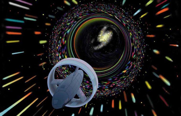 Le voyage spatial à vitesse de distorsion