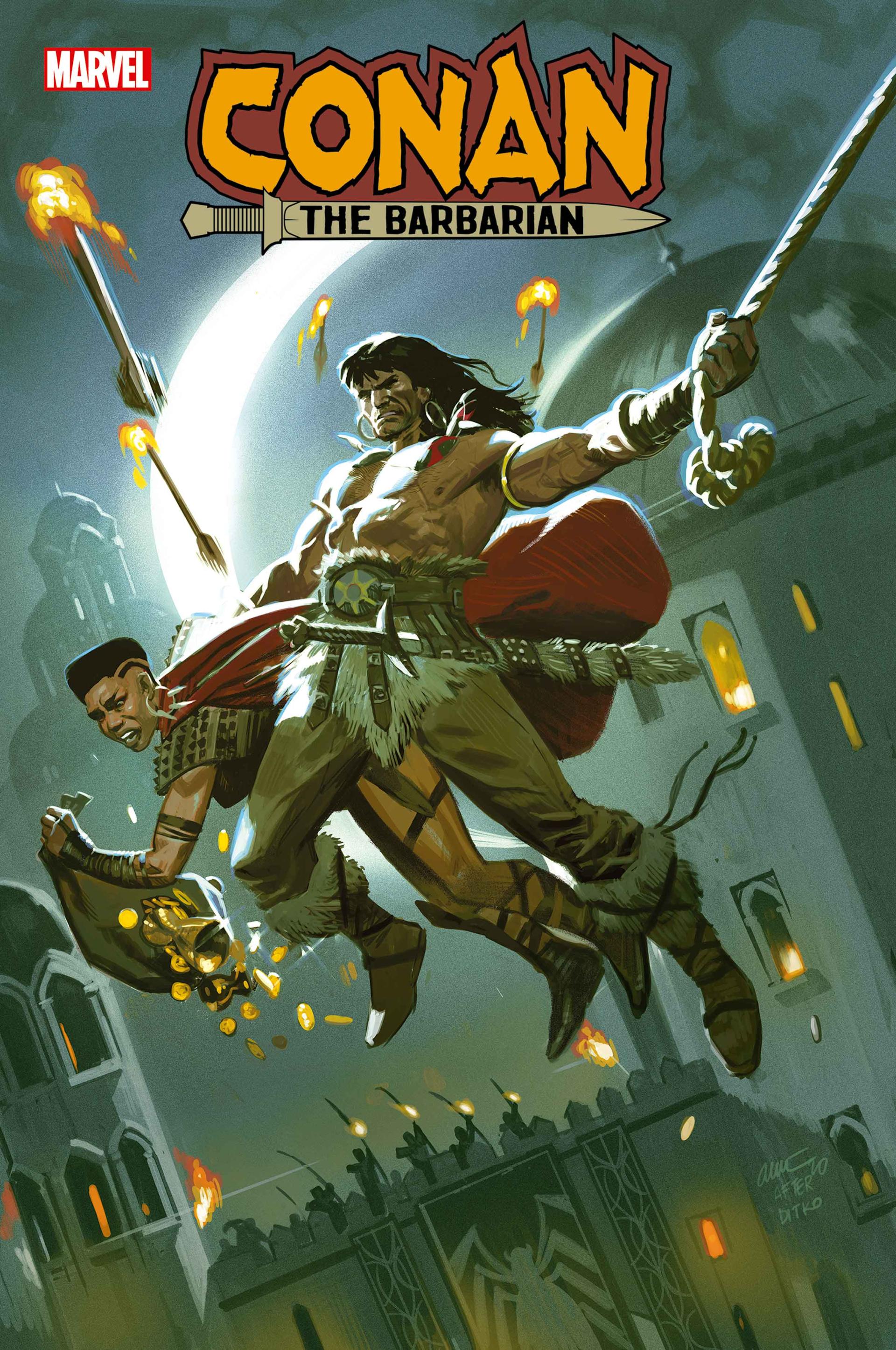 Conan le Barbare #25